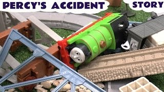 Thomas The Train Play Doh Story Percy