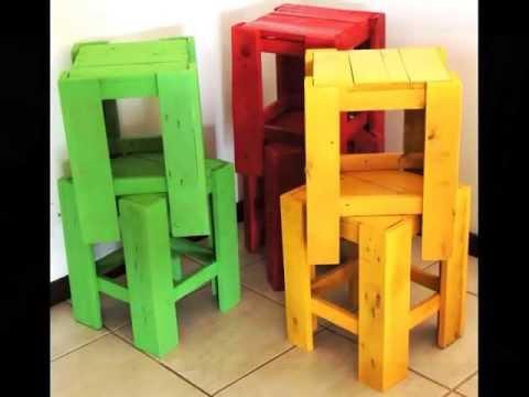 Palets 4 muebles palets reciclados recopilaci n im genes - Reciclado de muebles ...