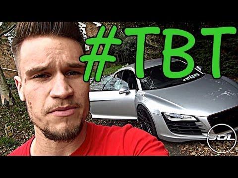 #TBT: My First Audi R8 Drive!
