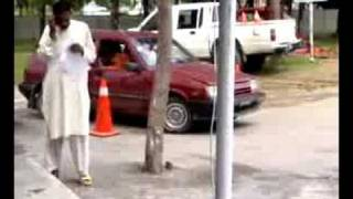 Islamabad driving test