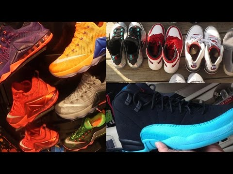 No Tax Weekend! Buying Some Heat From Flight Club! Sneak Head Shopping Ep.4 Updated Shoe Collection
