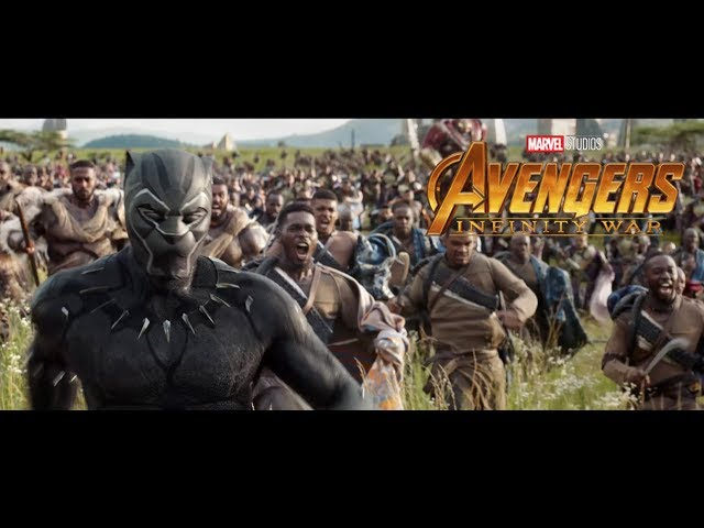 Wakanda Revisited  Marvel Studios Avengers Infinity War