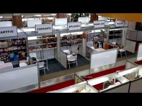 (  EM  HD  )  SHOWROOM ARTESANATO /  INVESTE BRASIL COPA 2014  !!