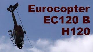 Eurocopter EC120B / Airbus H120, Airshow Chotebor 2017