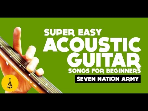 Cool Easy Acoustic Guitar Riffs For Beginners - Super Easy Acoustic Guitar Songs