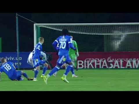 Карпаты — Динамо. Обзор матча. 1:1. 29.10.2017
