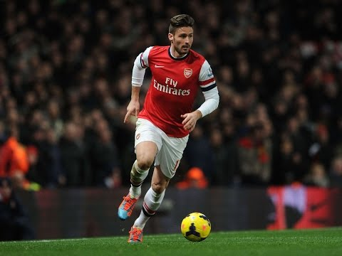 Olivier Giroud - All Goals Season 2015/16 HD