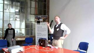 Manufacturing & Making - Keith Hanshaw, The Leather Satchel Company