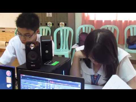 Ang Rizalian Broadcasting Team NSPC Preparation