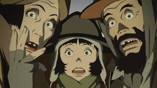 GR Anime Review: Tokyo Godfathers
