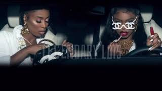 Dreezy - Chanel Slides ft. Kash Doll (Lyric Video)