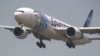 EgyptAir flight MS804: Debris, personal belongings of passengers found - military