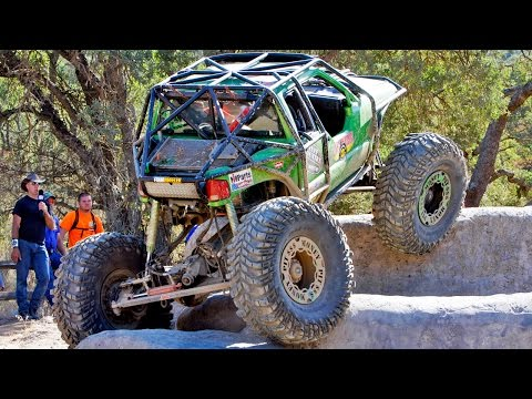 Hill Climb And Coal Chute! - Top Truck Challenge 2014 video