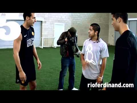 Cristiano Ronaldo Dribbling Skills and Freestyle