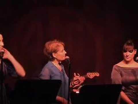 Shoshana Bean, Sarah Davis, Liz Callaway & Natalie Weiss sing Scott Alans HOW DID THIS ALL BEGIN ?