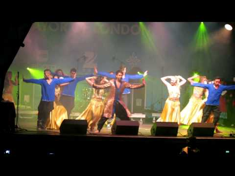 Ghagra Dance Yeh Jawaani Hai Deewani by Karan Pangali and KSPARK...