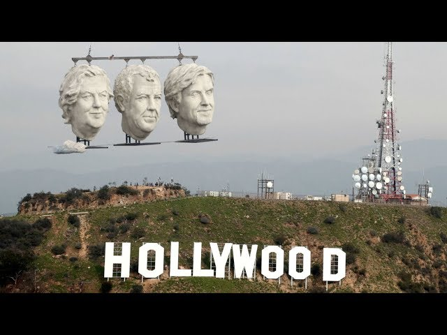 The Grand Tour What happened to the giant heads?