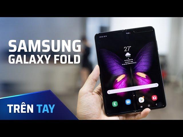 Samsung Galaxy Fold bфАm дцё hАi sinh!