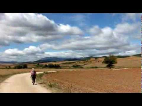September 19-1, 2013 - Day 7 of our Camino Francais,part 1
