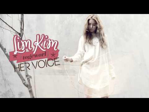 김예림 Lim Kim - 사랑한다 말해요 Say Love (Official Audio)