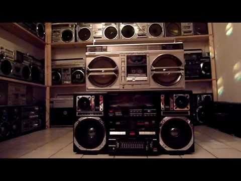 Sharp Gf 9000 vs. Intersound Super Jumbo J-747S Dynamik Bass System