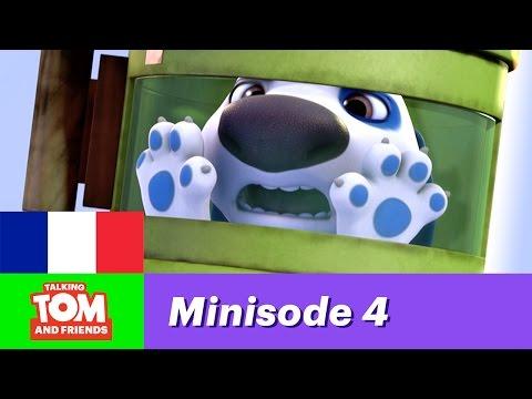 Talking Tom and Friends, minisode 4 - Super Aspiro