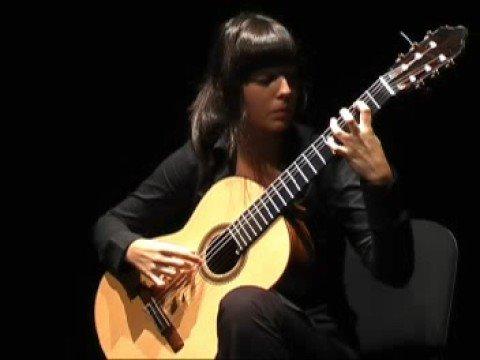ANDREA GONZÁLEZ. Sonata 3 Allegro vivo (J. Turina)