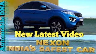 Tata Nexon-India's First & the Only Safest Car   🔥🔥 New Latest Official Video 🔥🔥 #automobiledna