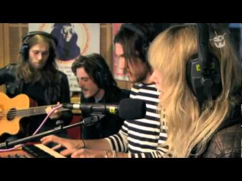 Ladyhawke - Blue Eyes (live for triple j)