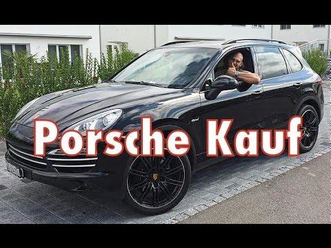 OT-VLOG #2 - Porsche Cayenne gekauft: Mein erstes Auto mit 23