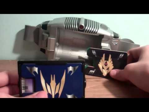 Kamen Rider Dragon Knight   Advent Belt Review