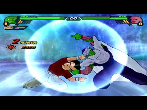 Piccolo & Krillin Fusion | Prillin Vs Super Buu Dragon Ball Z Budokai Tenkaichi 3 (mod) video