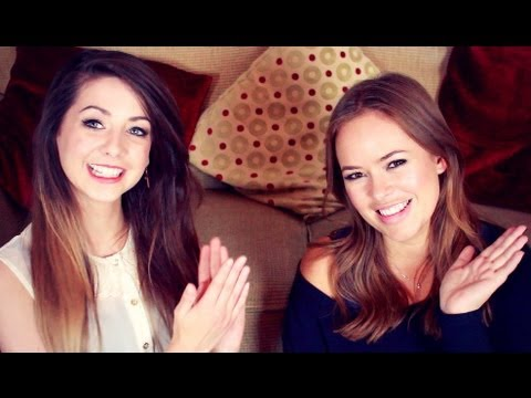 Would You Rather (Beauty Edition) with Tanya Burr | Zoella