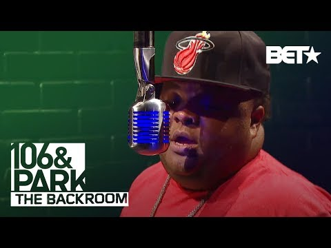 Fred The Godson �BET The Backroom� Freestyle