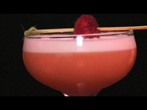 Summer Cocktail: Raspberries, Meet Gin
