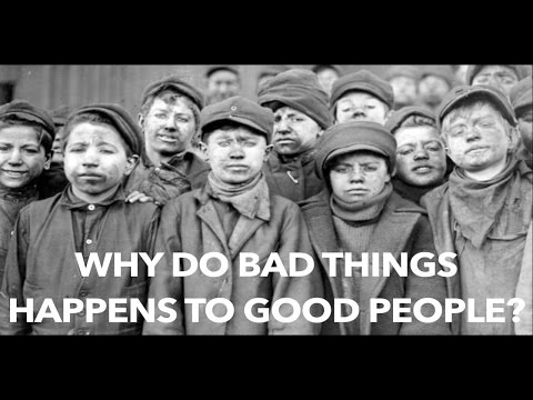 Why Do BAD Things Happen To GOOD People? - Bad Things Happen For You - Inspirational Video