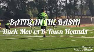 Battle in the Basin! #1 for Duck Mob