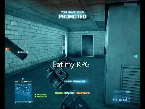 Battlefield 3 Open Beta! Gameplay [HD]