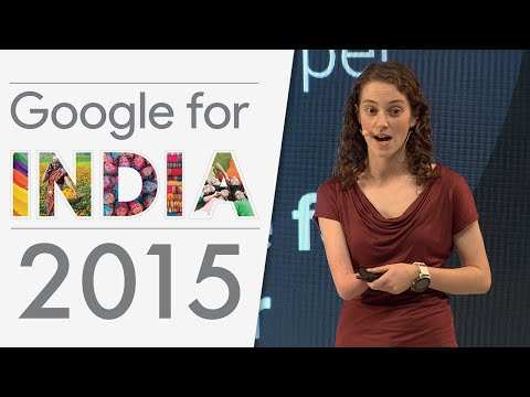 Engaging with the Web and Chrome (Google for India Developer Track 2015