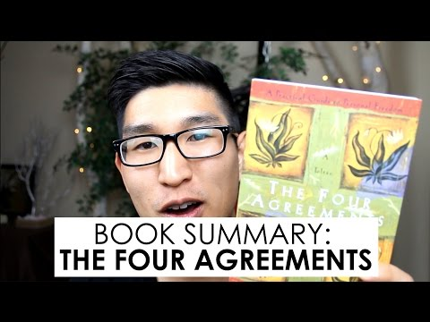 Self-Esteem Hack: The Four Agreements Summary & Review