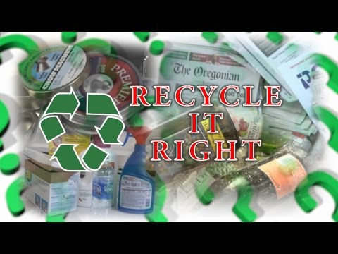 Washington County Recycle it Right Plastic