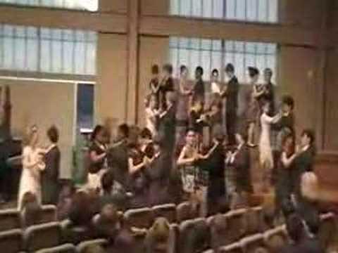 WALTZ 3rd Grade- 7th Christ Lutheran School, OP, KS. - 04/08/2008