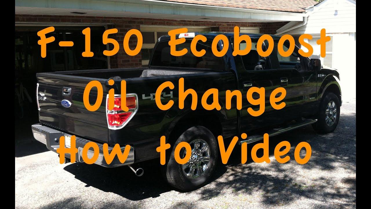 2011 Ford F 150 Ecoboost Oil Filter