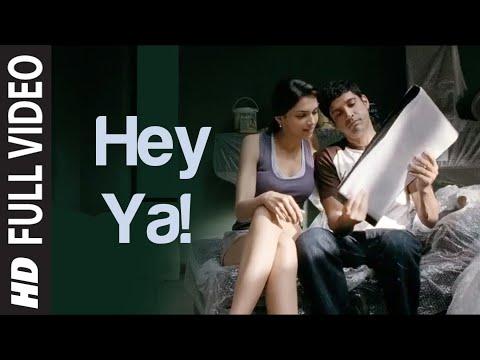 Hey Ya Official Full Video Song Karthik Calling Karthik   Farhan...