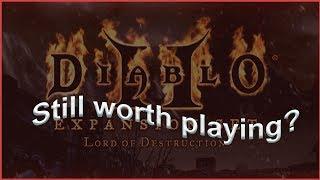Why Diablo 2 is still a good ARPG in 2018