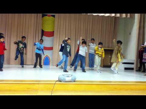 Jana Gana Mana Dance Rehearsal - Yuva Movie.mov video