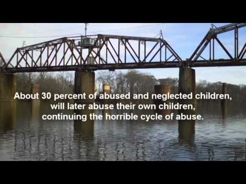 ABOUT 30 PERCENT OF ABUSED AND NEGLECTED CHILDREN WILL ABUSE THEIR OWN