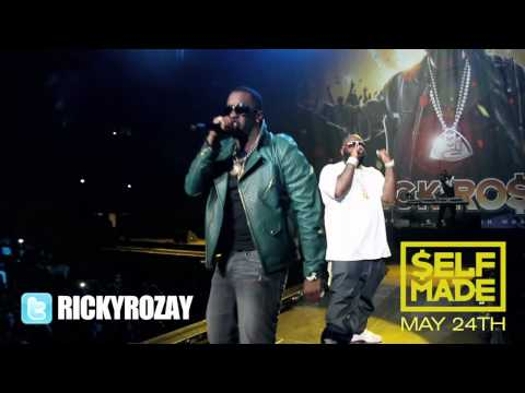 RICK ROSS I AM STILL MUSIC TOUR VLOG 3 - PHILADELPHIA