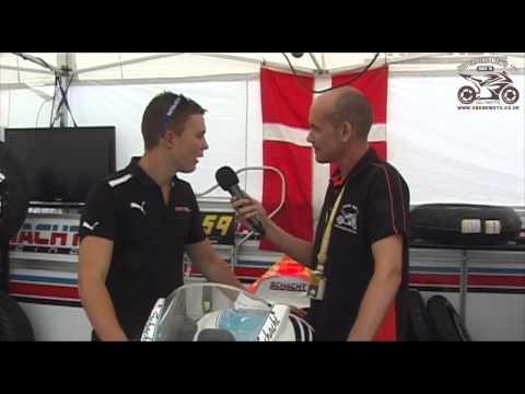 Alex Schacht - European Superstock 600 - Brno