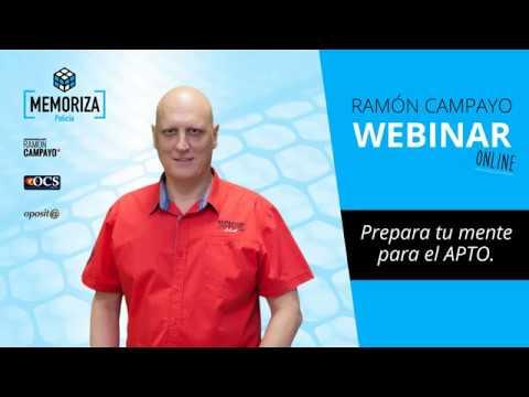 Ramón Campayo Webinar   Prepara tu mente para el apto